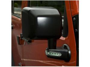 Rugged Ridge 11002.14 Rear View Mirror