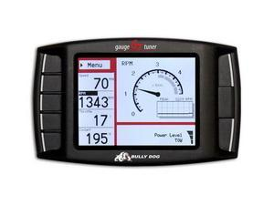 Bully Dog 40420 Triple Dog GT Diesel Gauge Tuner