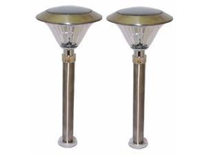 Stainless Steel Solar Jumbo Sierra Lights [Tools & Hardware]