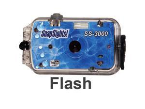 Intova Waterproof Video Digital Camera with Flash 3MP - 100 Feet / 30 Meters