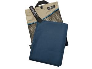Micronet Microfiber Travel Suede Towel Suring Diving - Navy