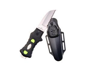 Osprey knife stainless steel - black
