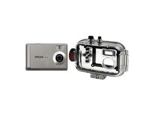 INTOVA 9MP Digital Sports Camera with 130' Waterproof Housing