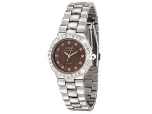 Citizen Women's Serano Eco-Drive Diamond Stainless Steel
