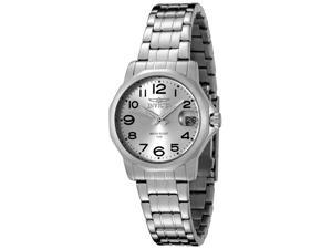 Women's Invicta II Silver Dial Stainless Steel