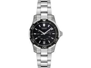 Swiss Army Women's Alliance Sport Black Dial Stainless Steel