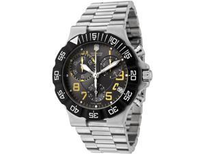 Swiss Army Men's Summit XLT Grey Dial Stainless Steel