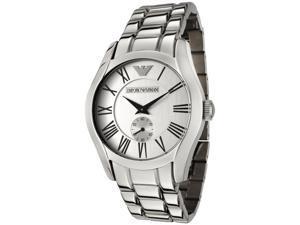 Emporio Armani Mens Stainless Steel Bracelet Watch AR0647