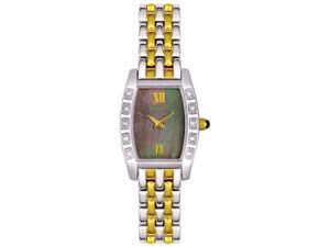 Pulsar Women's Two Tone Diamond