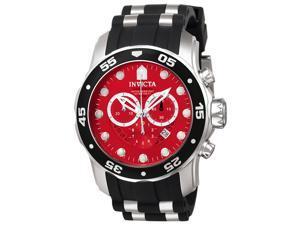 Invicta Men's Grand Diver Chronograph Black Rubber