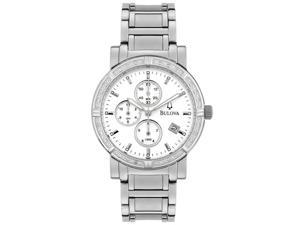 Bulova Men's Diamond Collection watch #96E03
