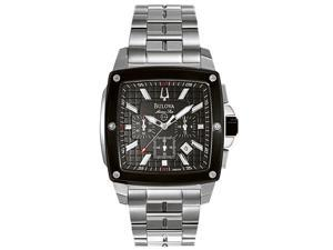 Bulova 98B105 Men's Marine Star Chronograph Stainless Steel Watch