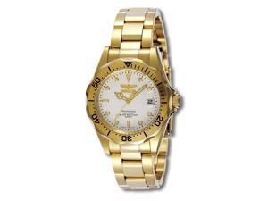 Invicta Men's Pro Diver 23kt Goldplated