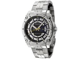 Bulova Men's Champlain Precisionist Staineless Steel