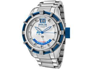 Invicta 1581 Men's Reserve Bolt 200M WR Stainless Steel Watch