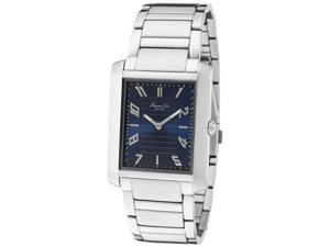 Kenneth Cole Men's Blue Textured Dial Stainless Steel