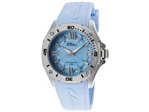 Artisan Baby Blue Silicone and Dial