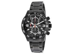 Invicta Specialty 14880 Men's Black Dial Stainless Steel Chronograph Watch
