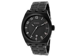 Nixon Monopoly Quartz Stainless Steel Watch