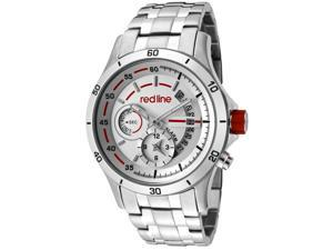 Men's Tech Alarm Silver Dial Stainless Steel