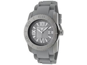 SWISS LEGEND Women's Commander Grey Dial Grey Rubber