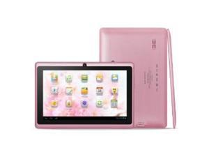 "Kocaso M752 7"" Android 4.0 Capacitive Touch Tablet PC - Dual Camera, All Winner A13 Cortex A8, 4GB HD (Pink)"