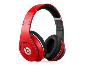 Beats STUDIO Over-Ear Headphone - Red