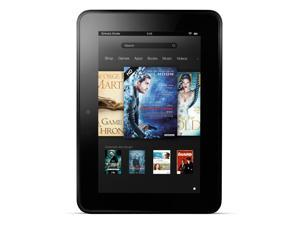 "Kindle Fire HD - 7"", 16GB, Wi-Fi with Special Offers"