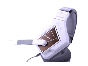 Tesoro A1 Kuven Angel 7.1 Virtual Gaming Headset - White