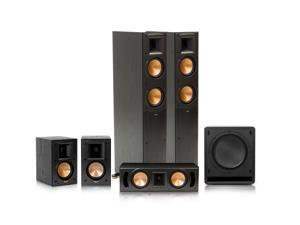 Klipsch RF-52 II Reference Series 5.1 Home Theater System (Black)