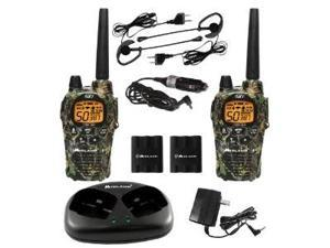 Midland GXT1050VP4 50-channel Camo GMRS Radio Pair Pack With Batteries & Dr