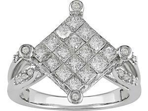 14K Gold 1ct TDW Diamond Ring (G-H, I2)