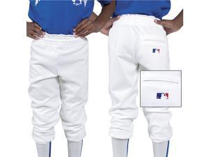 Sport Supply Group C75XXL Elastic Waist Baseball Pants for Adult  Black - XX-Large