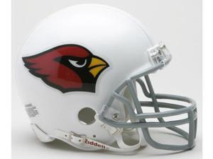 Creative Sports RD-CARDINALS-MR Arizona Cardinals Riddell Mini Football Helmet