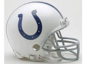 Creative Sports RD-COLTS-MR Indianapolis Colts Riddell Mini Football Helmet