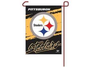 Wincraft  Pittsburgh Steelers 11 x 15 Garden Flag