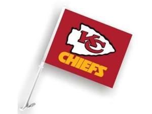 Wincraft Kansas City Chiefs Car Flag