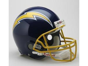 Creative Sports RD-CHARGERSTB-A74-87 San Diego Chargers 1974-1987 Throwback Riddell Full Size Authentic Proline Football ...