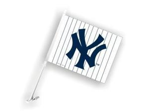 Fremont Die Consumer F68910 Car Flag 11.5x14.5 New York Yankees