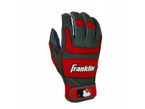 Franklin 10498F1 Shok-Sorb Pro Series Home & Away Adult - Red