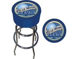 "Blue Moon Padded Bar Stool 7.5"" High by 14.75- BM1000"