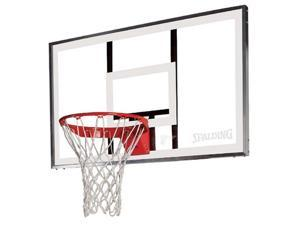 Spalding 79307 52 in. Basketball Backboard, Goal and Net Combo