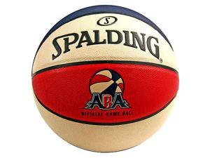 Spalding 74-248E ABA Official Game Basketball