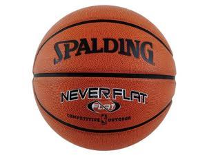 Spalding 63-803E 29.5 in. Neverflat Outdoor Basketball