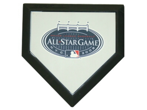 Schutt Sports 2008 MLB All-Star Game Authentic Hollywood Pocket Home Plate