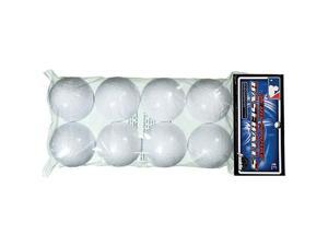 Franklin 14938 MLB Plastic Baseballs - Pack of 8