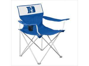 "Logo Chair 130-13 22""W x 22""D 39""H Collegiate Canvas Duke Chair"