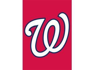 Party Animal GFNAT Washington Nationals Garden - Window Flag