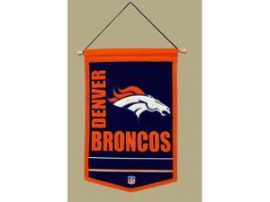 Winning Streak Sports 61090 Denver Broncos Traditions Banner