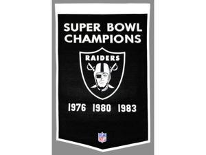 Winning Streak Sports 77020 Oakland Raiders Banner
